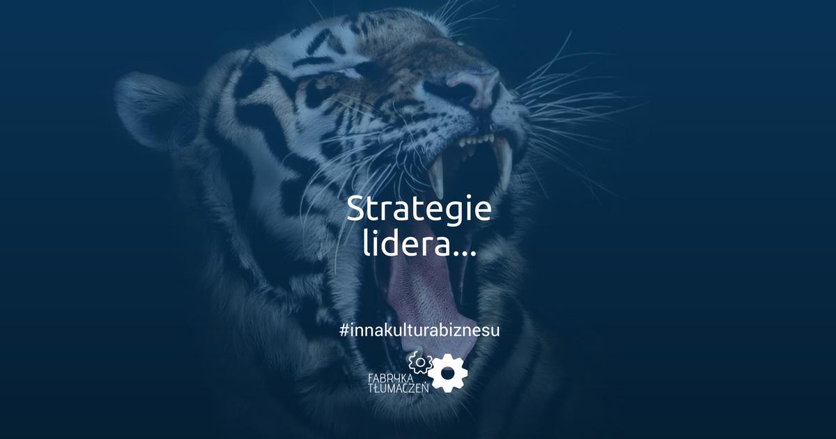 Strategie lidera, czyli jak myśleć skutecznie, by stworzyć globalny biznes   odpowiada Greg Albrecht