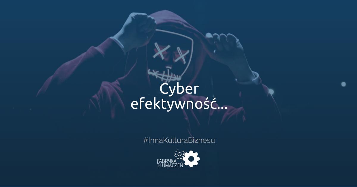 Cyber efektywność, czyli jak złamać umysł hackera i pracować mądrzej   Dawid Bałut