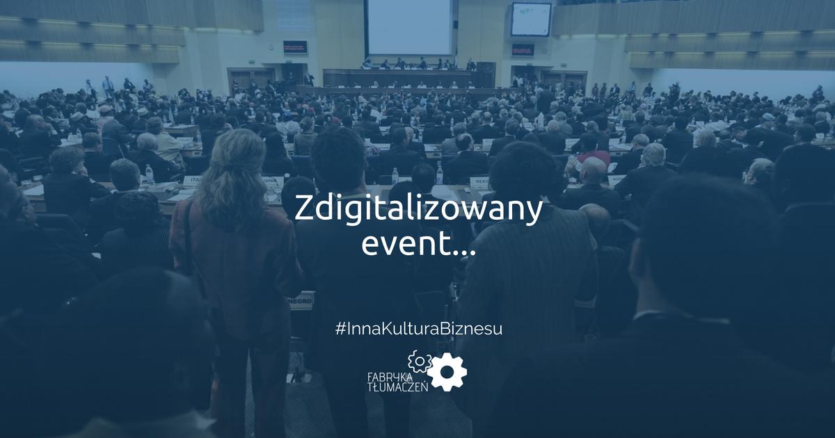 Zdigitalizowany event, czyli jak stworzyć najlepszą aplikację  do obsługi wydarzeń? Adrian Czyczerski