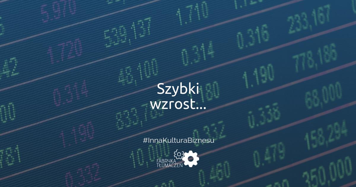 Szybki wzrost, czyli jak zaprojektować  biznes i przyciągnąć inwestorów? Sergey Butko