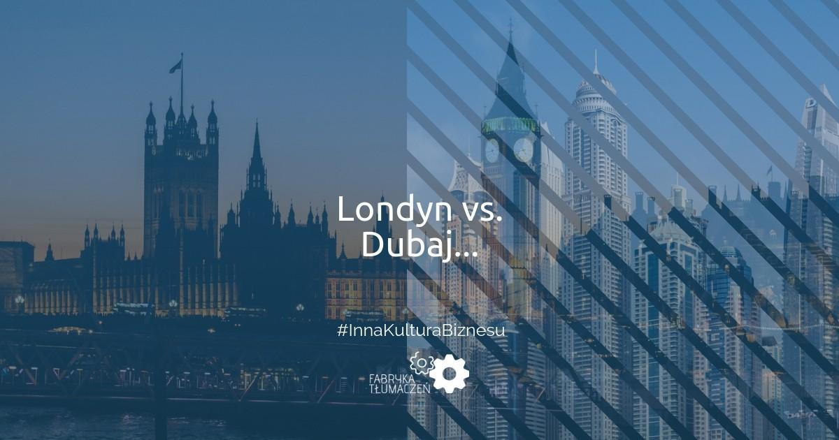 Londyn vs. Dubaj, czyli jak brytyjskie casey wpływają na biznes na Bliskim Wschodzie? Sebastian Gaik